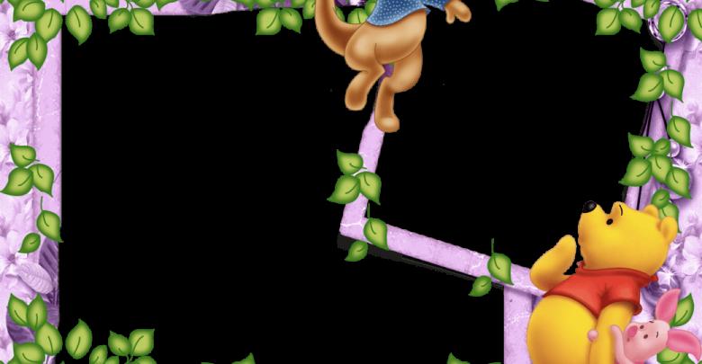 Marco Para Foto Winni Pooh 780x405 - Marco Para Foto Winni Pooh