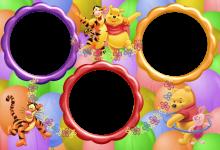 Marco Para Foto Winni Pooh online gratis 220x150 - Marco Para Foto Winni Pooh online gratis