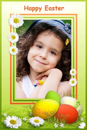 Marco Para Fotos Te Deseo Feliz Pascua