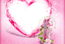 Se elevó al corazón rojo más hermoso con gran amor 220x150 - Se elevó al corazón rojo más hermoso con gran amor
