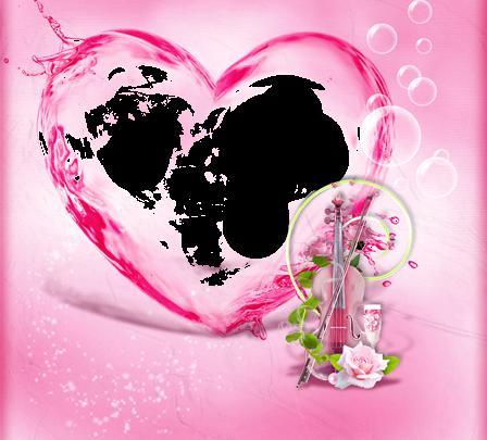 Se elevó al corazón rojo más hermoso con gran amor 448x405 - Se elevó al corazón rojo más hermoso con gran amor