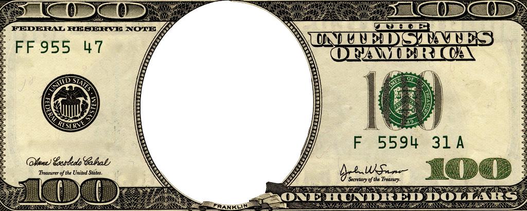 Marco de 100 dolares 1 - Marco de 100 dolares
