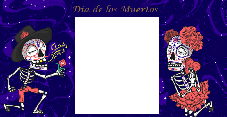 Marco de Dia de los Muertos 780x405 - Marco de Dia de los Muertos