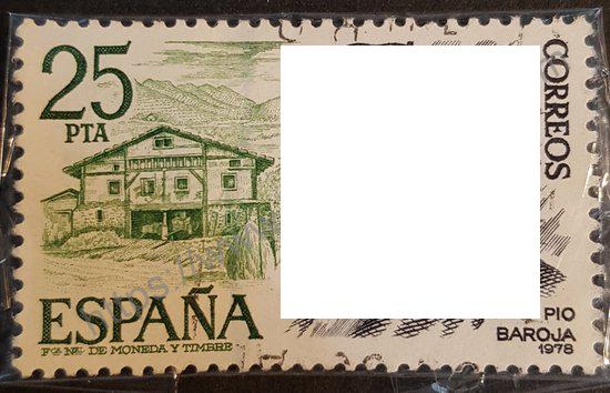 Marco de Sello postal - Marco de Sello postal