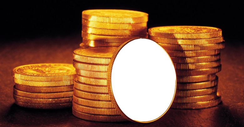Marco de moneda de oro 780x405 - Marco de moneda de oro