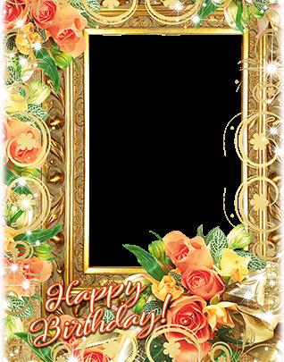 Marco Para Foto La fiesta de cumpleaños romántica romántica más hermosa 318x405 - Marco Para Foto La fiesta de cumpleaños romántica romántica más hermosa