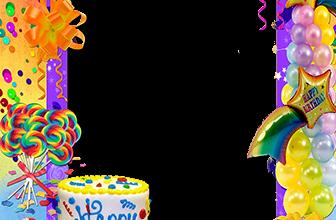Marco Para Foto La fiesta de feliz cumpleaños más hermosa 336x220 - Marco Para Foto La fiesta de feliz cumpleaños más hermosa