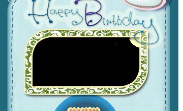 Marco Para Foto La tarjeta y el marco de cumpleaños más bonitos con una tarta 360x220 - Marco Para Foto La tarjeta y el marco de cumpleaños más bonitos con una tarta