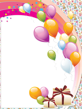 Marco Para Foto Los regalos de feliz cumpleaños más bellos