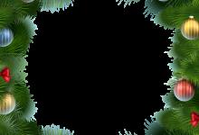 Marco de Navidad Deco con imágenes prediseñadas de bolas de Navidad 220x150 - Marco de Navidad Deco con imágenes prediseñadas de bolas de Navidad
