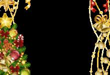 Marco de fotos de Navidad con árbol de Navidad 220x150 - Marco de fotos de Navidad con árbol de Navidad