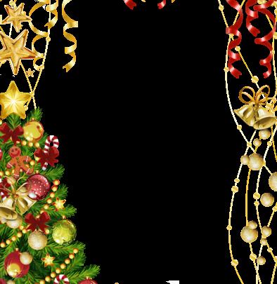Marco de fotos de Navidad con árbol de Navidad 394x405 - Marco de fotos de Navidad con árbol de Navidad