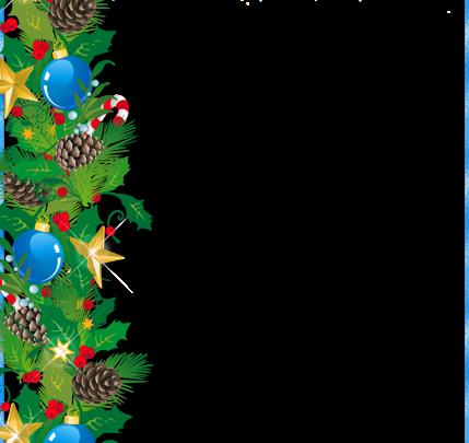 Marco de fotos de Navidad con adornos 429x405 - Marco de fotos de Navidad con adornos