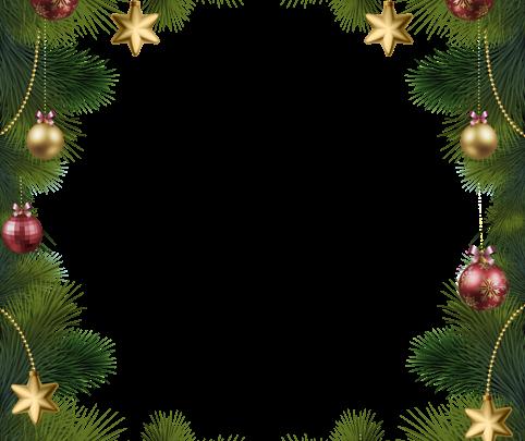 Marco de pino navideño con adornos 2 482x405 - Marco de pino navideño con adornos 2