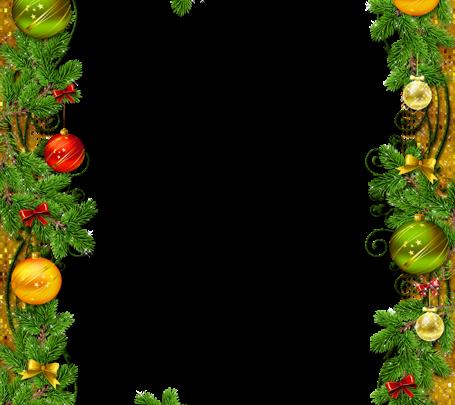hermoso marco de fotos de Navidad 455x405 - hermoso marco de fotos de Navidad