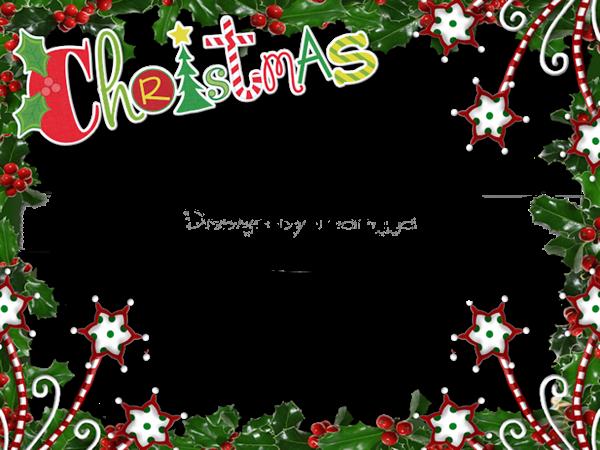 marco de fotos de navidad - marco de fotos de navidad