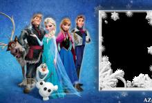 3D Frozen Marco De Foto 220x150 - 3D Frozen Marco De Foto