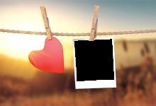 Marco de amor con pinzas para la ropa 1 220x150 - Marco de amor con pinzas para la ropa
