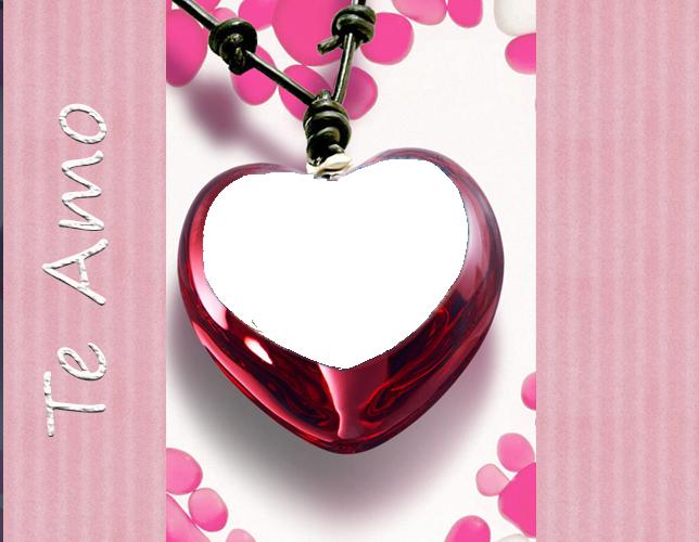 amor corazon marco de foto - amor corazon marco de foto