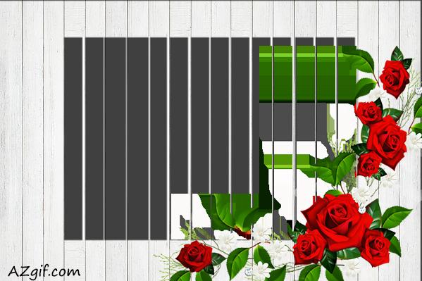 pared de madera blanca marco de foto - pared de madera blanca marco de foto
