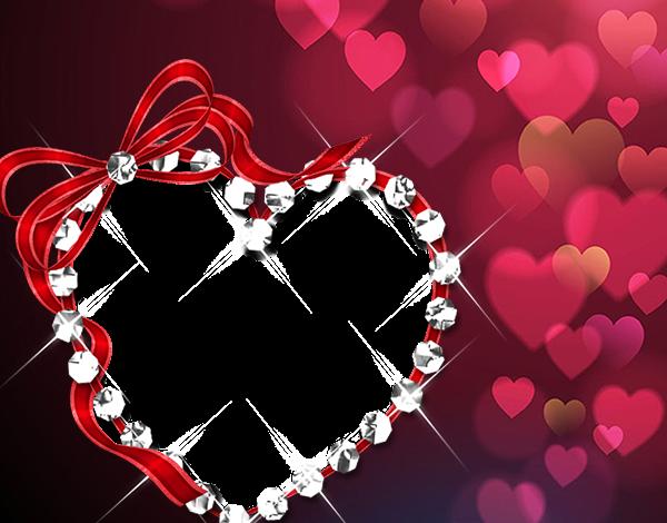 Corona de San Valentín Marcos para fotos 600x470 - Corona de San Valentín Marcos para fotos