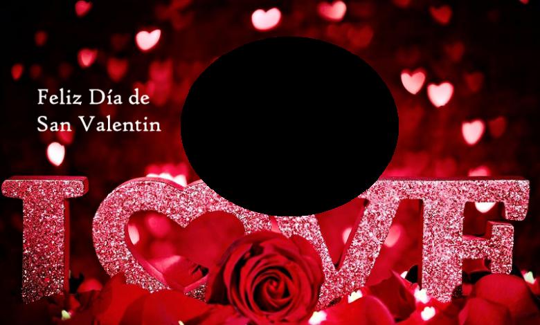 Marco de Feliz Día de San Valentin 780x470 - Marco de Feliz Día de San Valentin