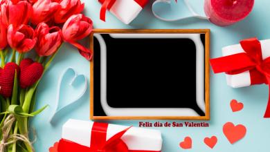 Marco y regalos de San Valentín foto gratis 390x220 - Marco y regalos de San Valentín foto gratis
