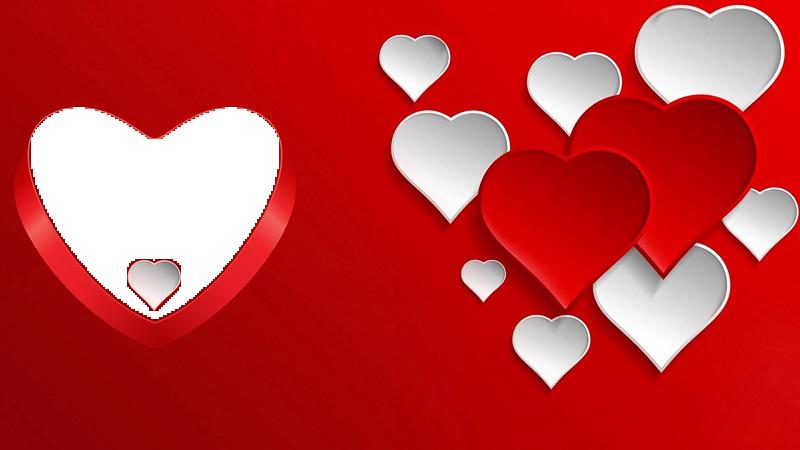amor corazon rojo marcos - Amor corazon rojo marcos