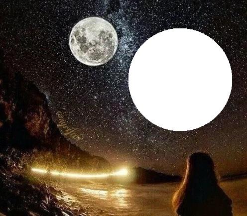 Marco de luna triste - Marco de luna triste