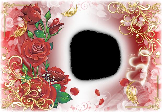 classic romantic romantic photo frame - classic romantic romantic photo frame