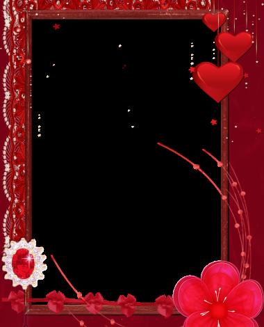 lovely red rose love photo frame 2 380x470 - lovely red rose love photo frame