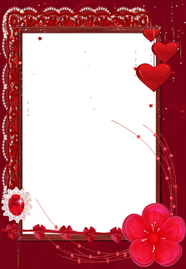 lovely red rose love photo frame 2 - lovely red rose love photo frame