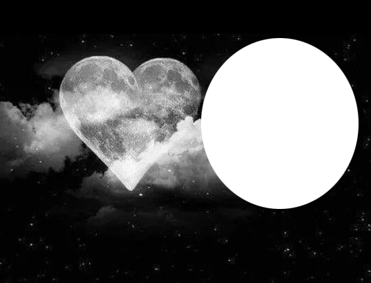 marco de luna negra - Marco de luna Negra