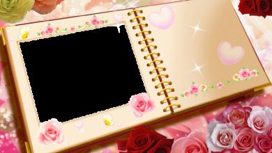 my love book romantic photo frame 390x220 - my love book romantic photo frame