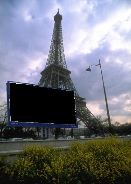 tu foto en el marco de fotos de la calle torre eiffel - tu foto en el marco de fotos de la calle torre eiffel