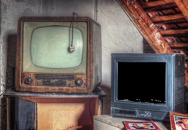 viejo marco de fotos de tv - viejo marco de fotos de tv