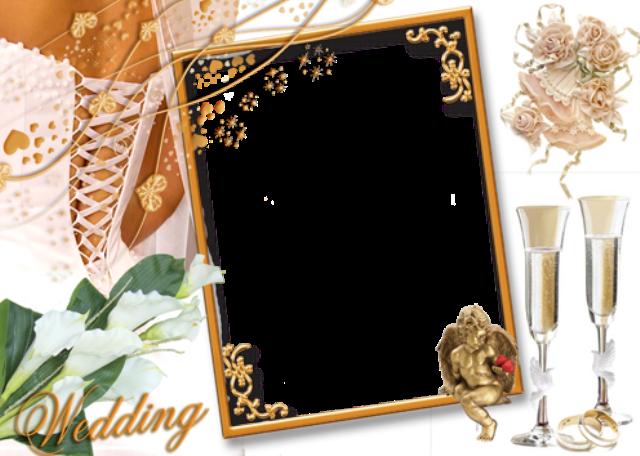 mi marco de fotos de boda romantica - mi marco de fotos de boda romantica