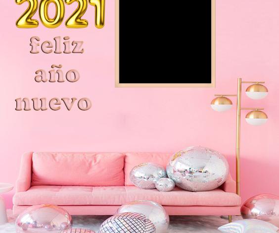feliz ano nuevo 2021 marco de fotos moderno 564x470 - feliz año nuevo 2021 marco de fotos moderno