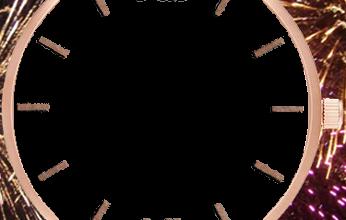 Photo of feliz año nuevo 2021 reloj de pulsera marco de fotos