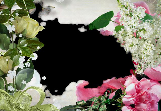 marco de fotos muy hermoso lleno de rosas - marco de fotos muy hermoso lleno de rosas