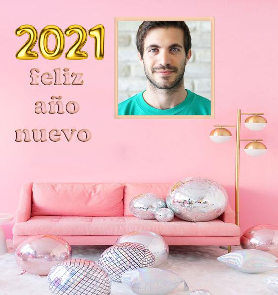 2021 marcos para foto - 2021 marco de fotos de año nuevo