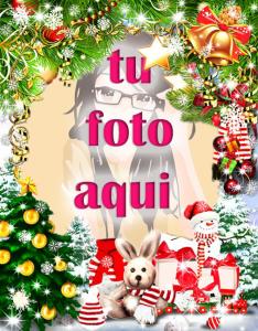 4 234x300 - feliz navidad 10 marcos de fotos