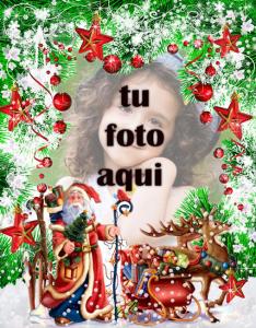 6 234x300 - feliz navidad 10 marcos de fotos