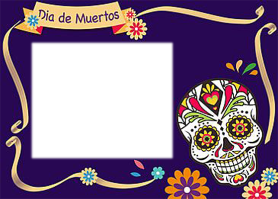 Dia De Muertos Altar Marcos Para Foto - Dia De Muertos Altar Marcos Para Foto