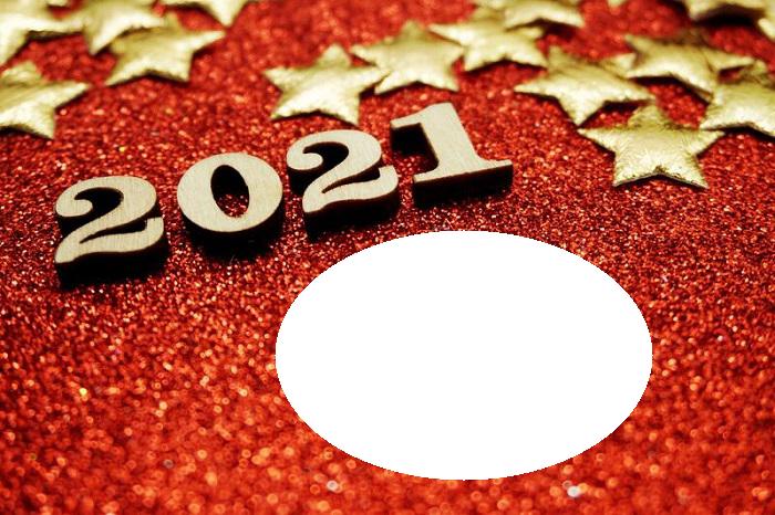 Feliz Año NUEVO 2021 Marcos