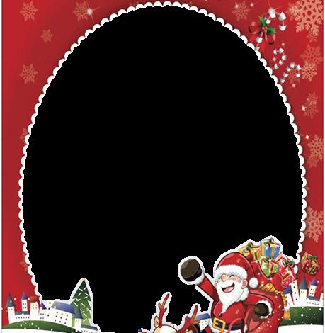 maravilloso diseno de marco de fotos de Papa Noel 459x470 - maravilloso diseño de marco de fotos de Papá Noel