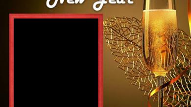 Photo of marcos gratis de navidad y Feliz año nuevo