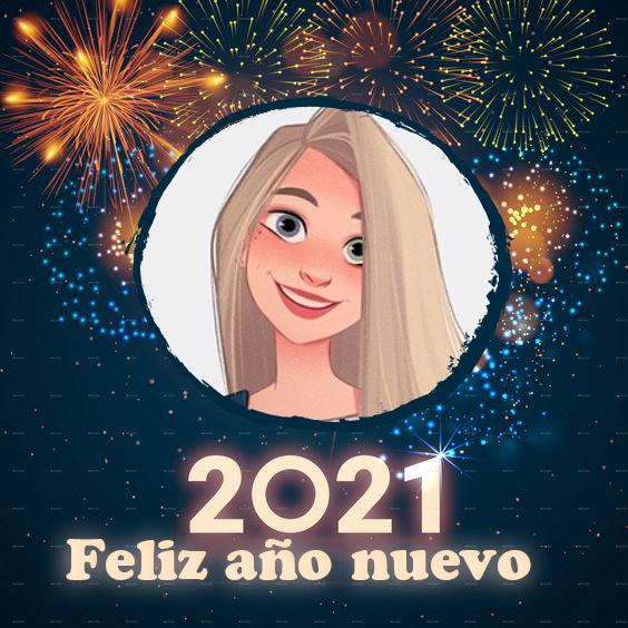 marcos para foto - 2021 marco de fotos de año nuevo