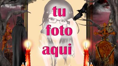 Photo of más de marcos de fotos día de muertos