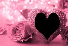 Precioso Corazon Rosa Marco 220x150 - Precioso Corazón Rosa Marco
